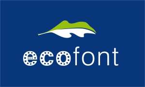 ecofont_logo